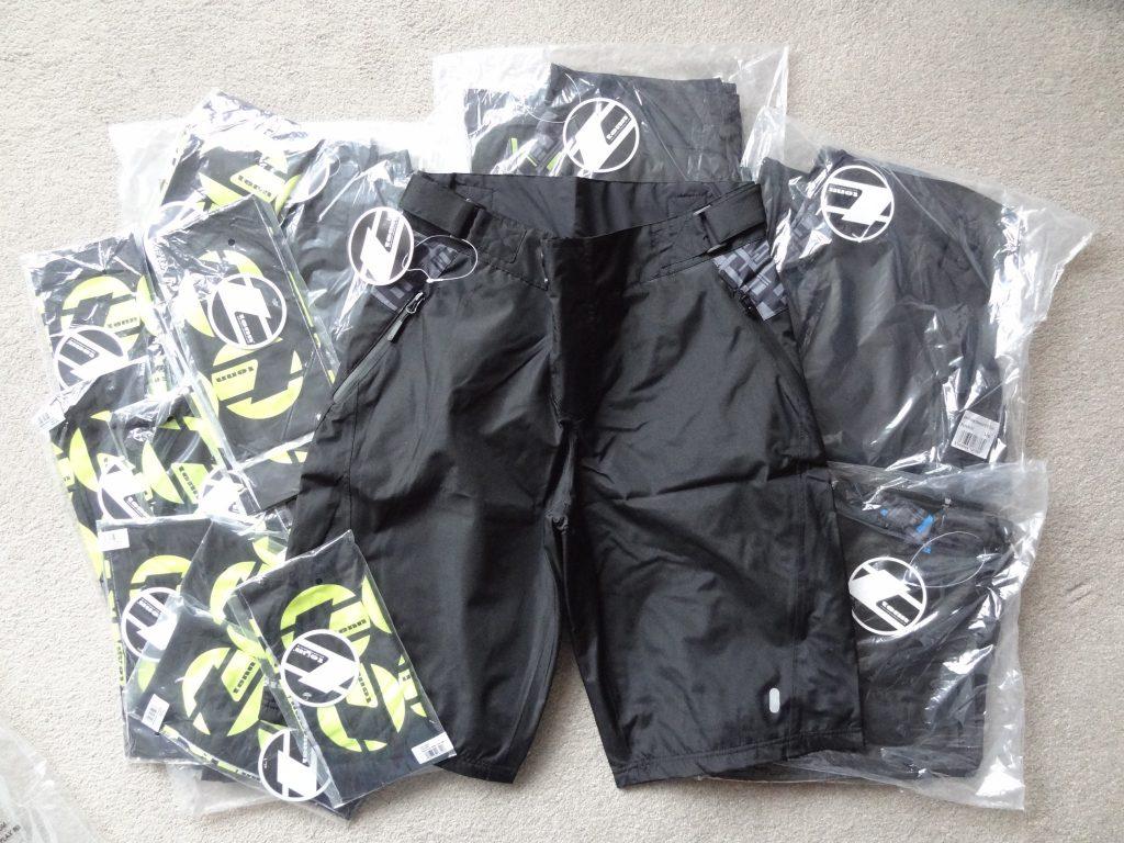 Protean Waterproof Shorts
