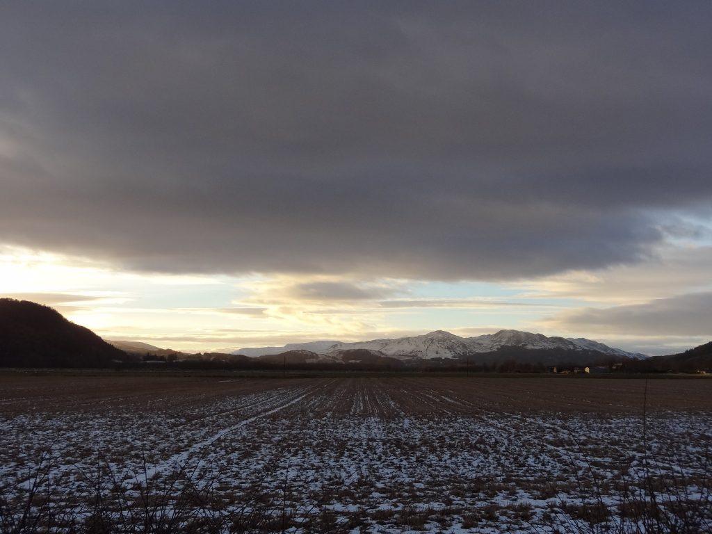 Wintery Strathearn